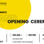 Enouvo Space 2 Grand Opening Ceremony Invitation