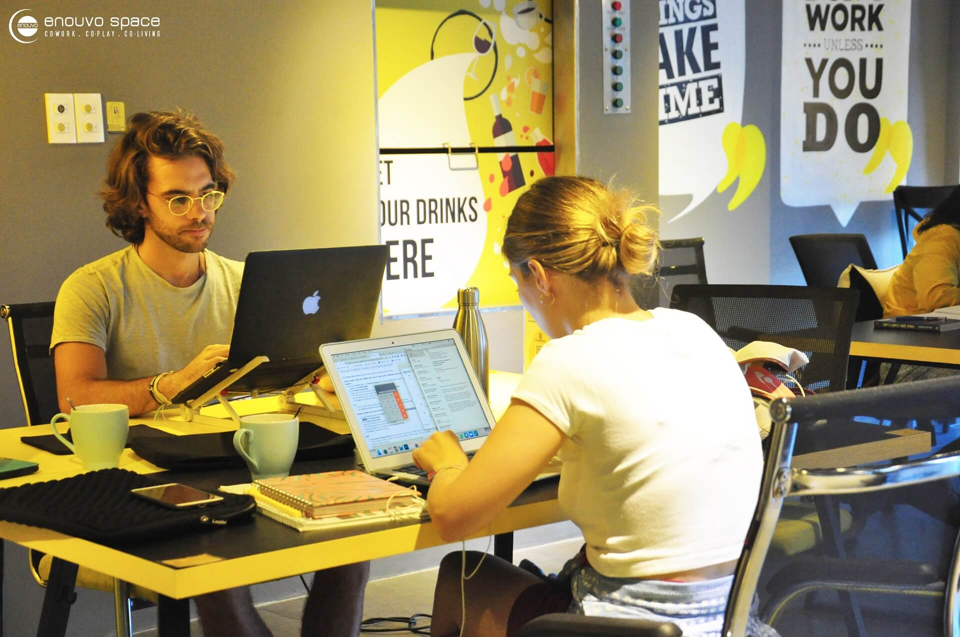 Benefits of Working in a Coworking Space