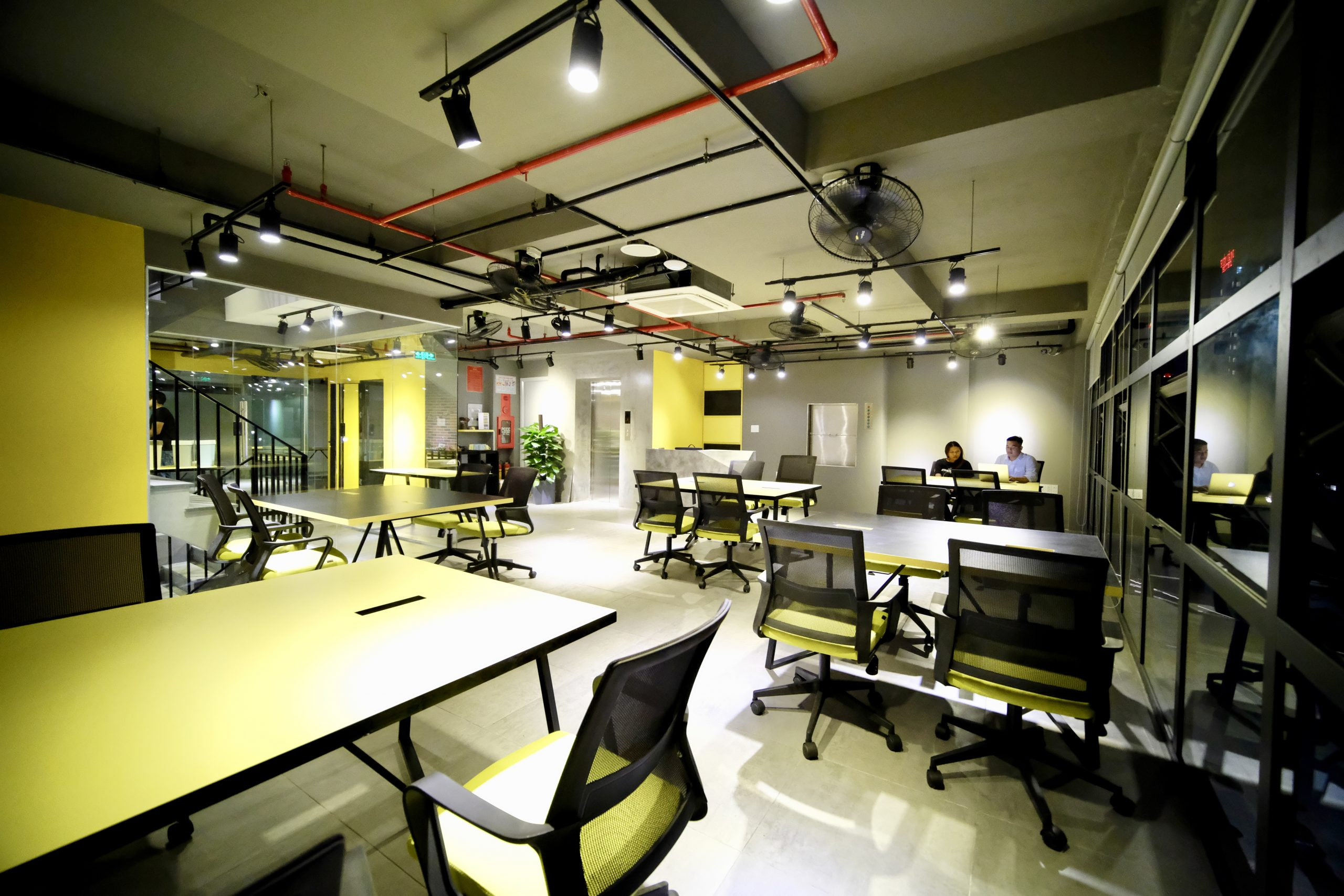 coworking space 24/7