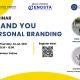 [MARKETING WORKSHOP] Brand YOU – Personal Branding Webinar
