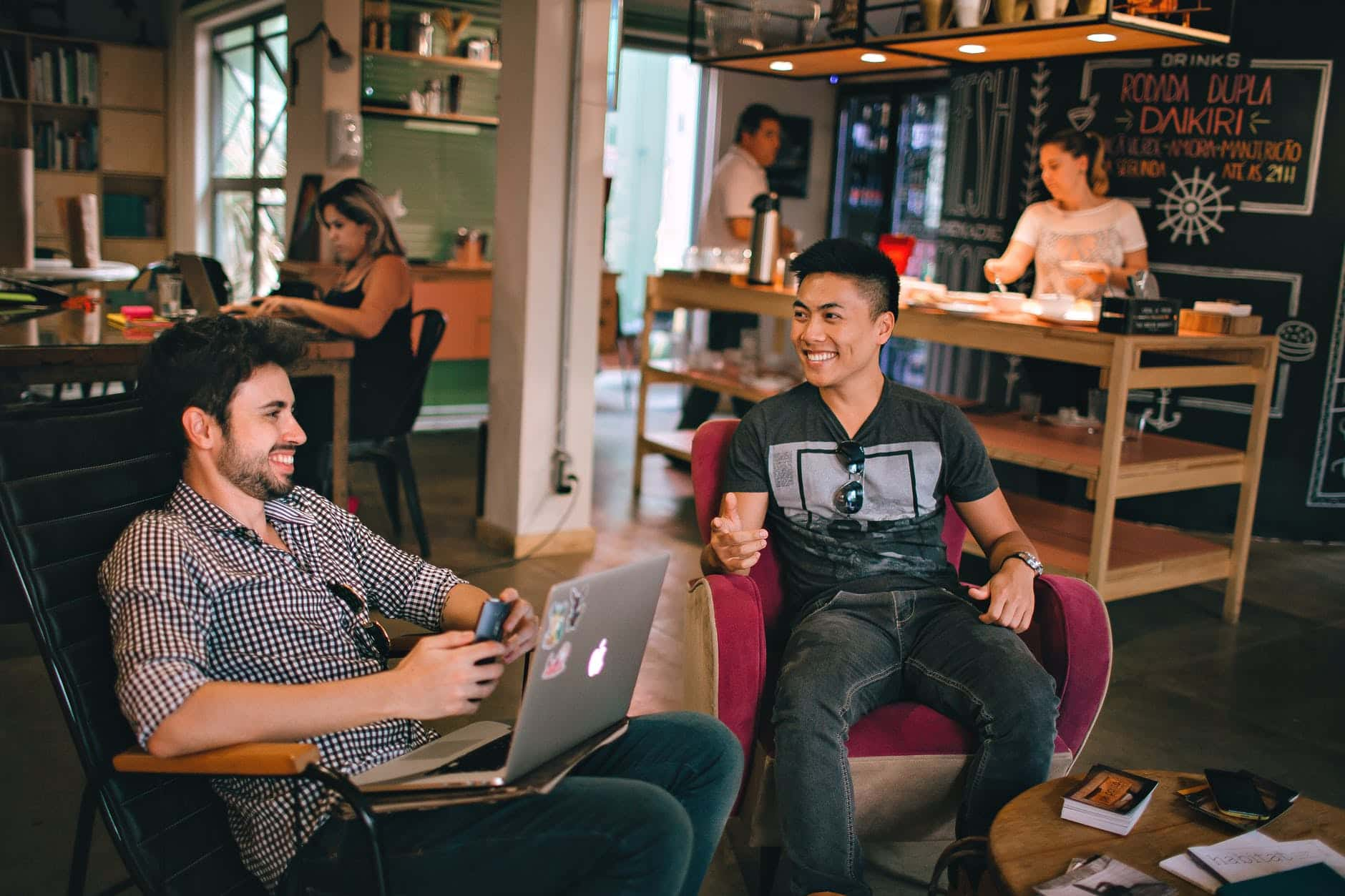 what is co-living and coworking